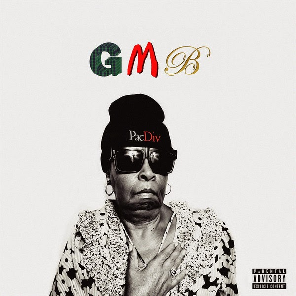 Pac Div - GMB (Deluxe Edition) Cover