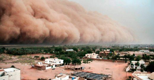 Sudán pudiera quedar deshabitado por cambio climático