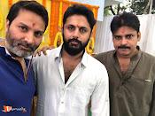 Nithin Pawan Movie Opening Stills-thumbnail-3