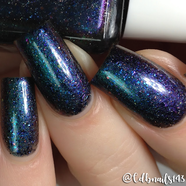 Glam Polish-The Wars To Come