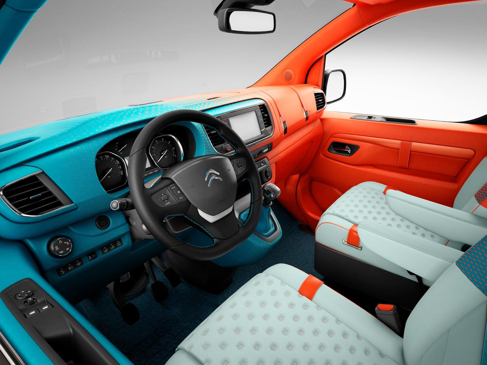 CL%2B16.020.006 Με 5 Παγκόσμιες Πρεμιέρες η Citroën Στο Σαλόνι Αυτοκινήτου της Γενεύης