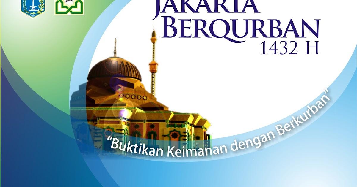 desain foto & desain gambar: Desain Cover Proposal Qurban
