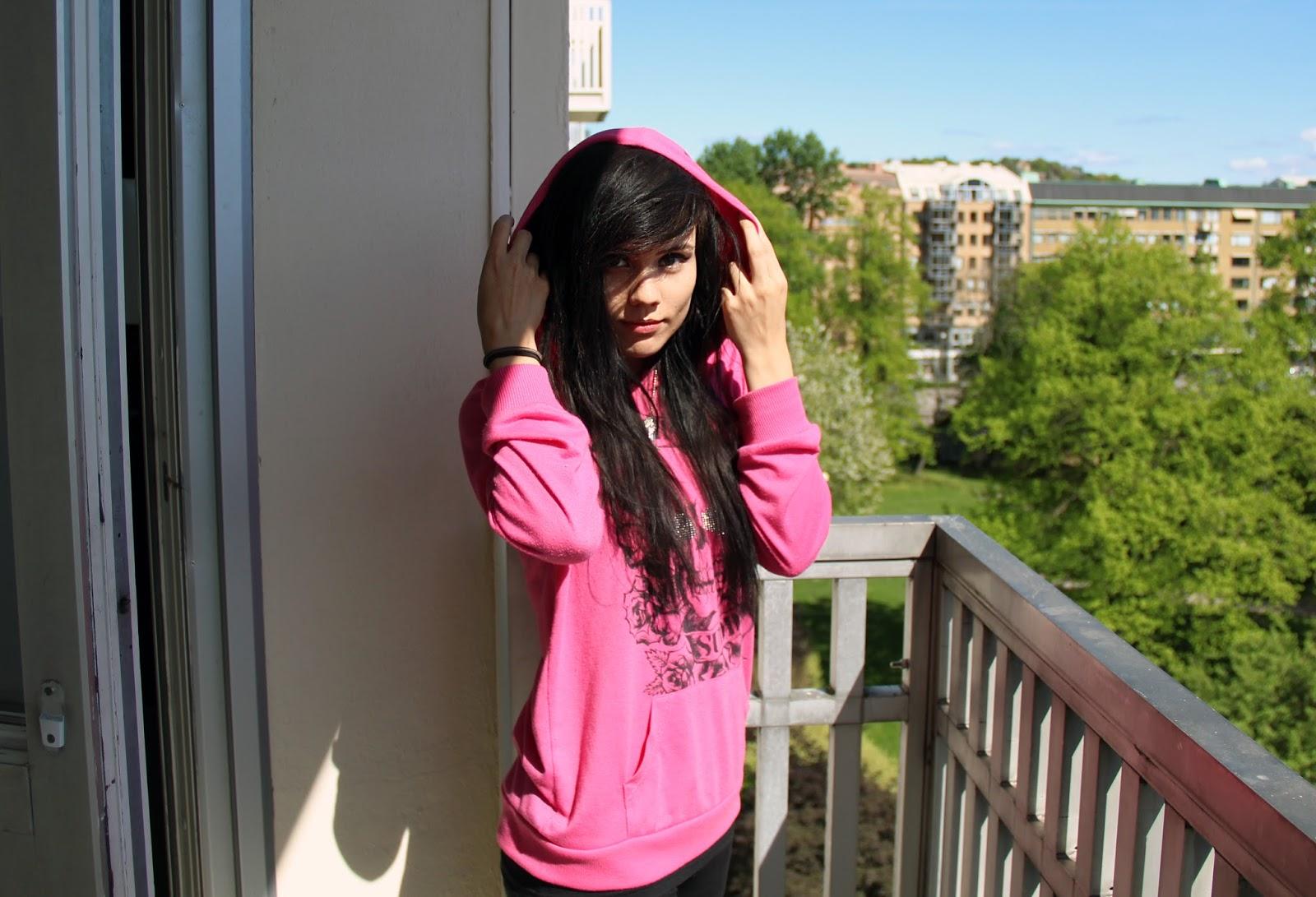 hair Asian girls scene