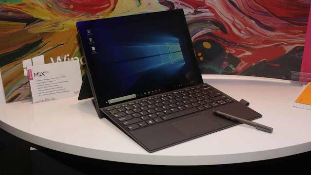 Komputer Laptop dan Tablet Terbaik 2018 Yang di Pamerkan di CES