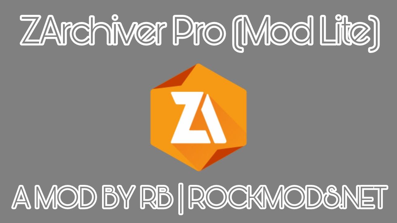 Zarchiver Donate Apk 092