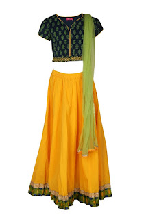 Celebrate country's 68th Republic Day with BIBA's Tri-Colour Collection