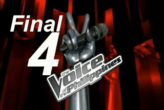 The Voice PH Final 4