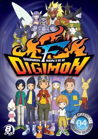 Digimon Frontier 50/50