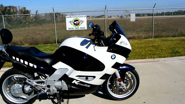 BMW K1200RS HD Images