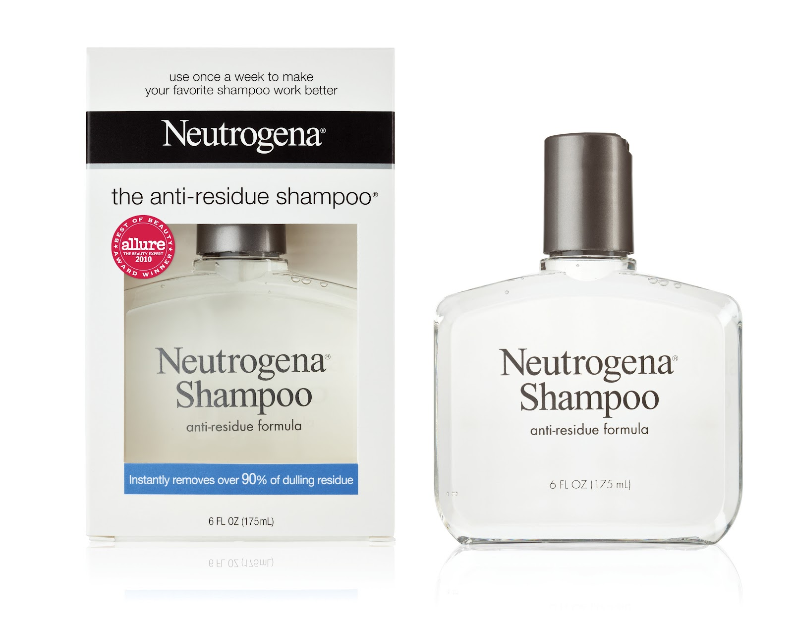 Neutrogena clear shampoo