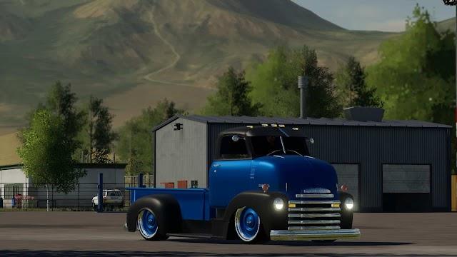 FS19 48 Chevy COE Pickup v1.0
