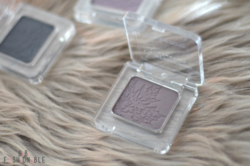 Catrice FALLosophy Matt Eye Shadow Mauving Leaves