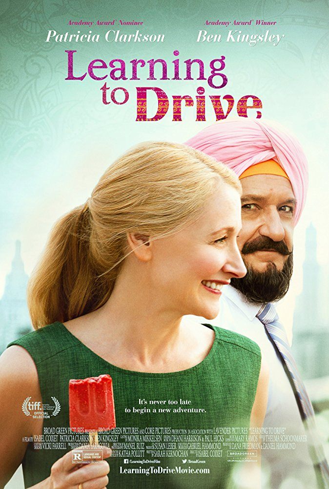 Learning to Drive (2014) Dual Audio [Hindi-DD5 1] 720p BluRay ESubs - ExtraMovies