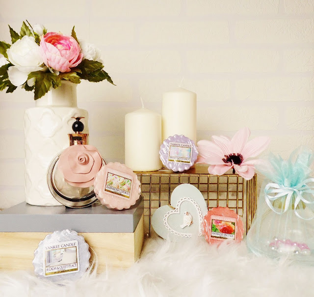 Yankee Candle Enjoy The Simple Things Q1 woski