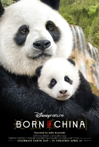 Born in China [2016] [DVDR] [NTSC] [Latino]