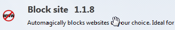 Top ten Most essential addons For Mozilla Firefox.