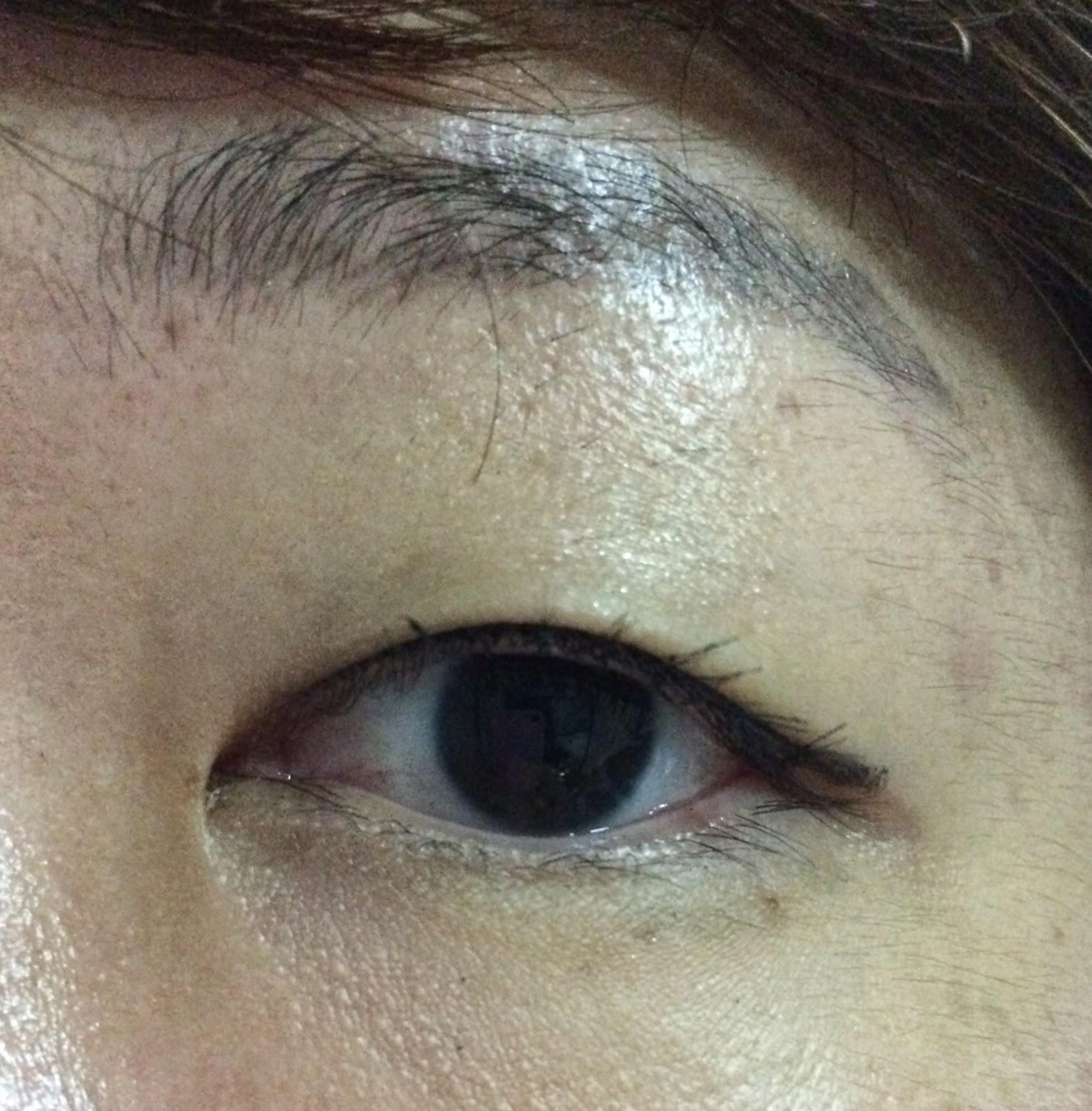 Disadvantages of Eyeliner Gel
