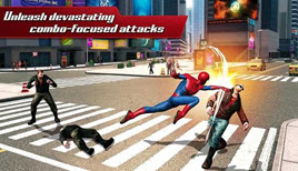 Download Game The Amazing Spider-Man 2 Mod Apk 1.2.5i (No Root)