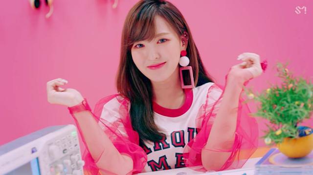 Wendy Red Velvet, Red Valvet Wendy - 웬디 레드벨벳.