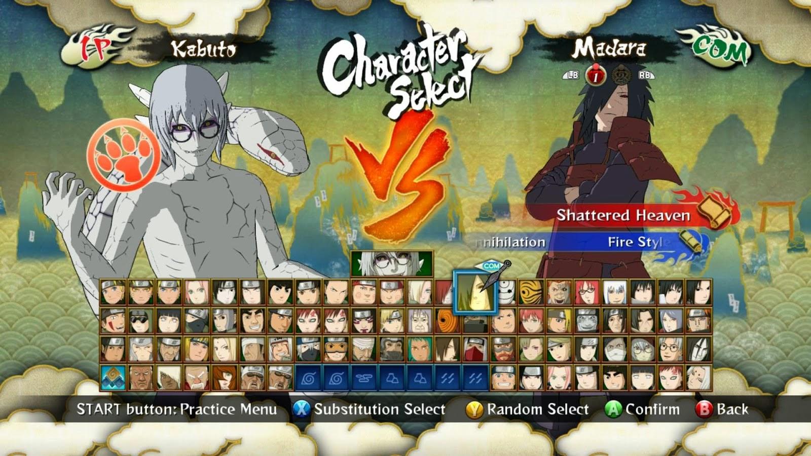 Naruto Shippuden – Ultimate Ninja Storm 4 v2 0 MOD APK   APK2GO