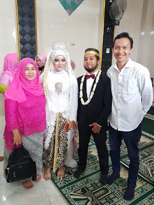 Pernikahan Bapak Sugiyo Wicaksono