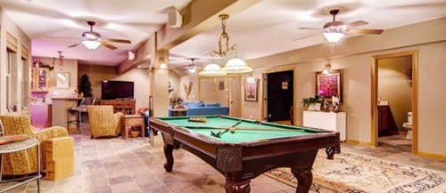 Recreation Room Amazing Design Ideas 3