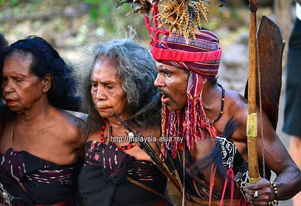 Alor Takpala Tribe