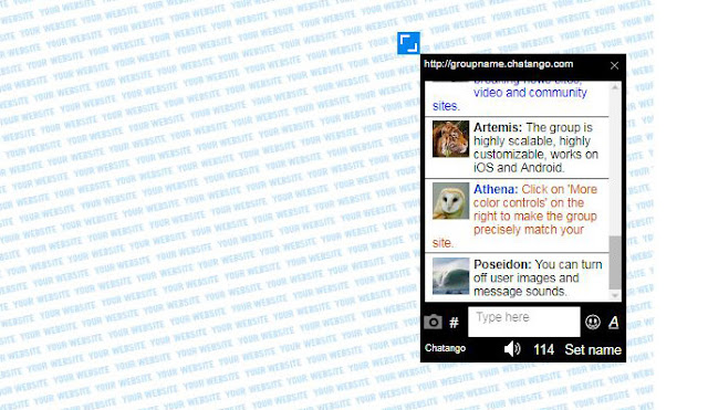 cara memasang chatbox pada blog  wordpress website
