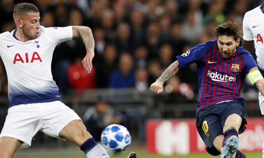 Vedere Barcellona-Tottenham Streaming Gratis Rojadirecta.