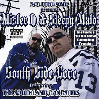 Mister D & Sleepy Malo - South Side Love (2010)