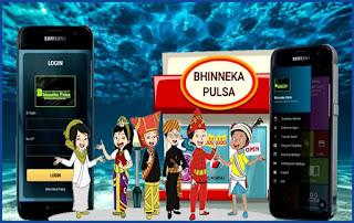 Daftar harga murah server Bhinneka pulsa