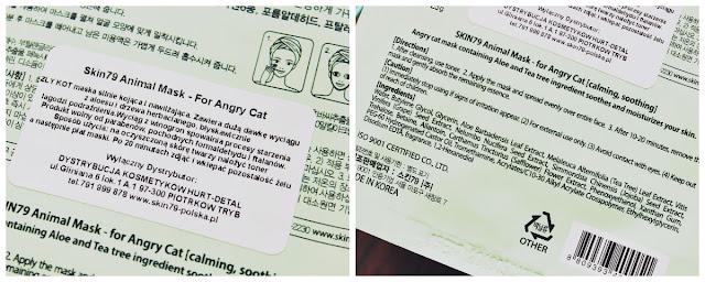 Skin 79 Angry Cat Zły kot