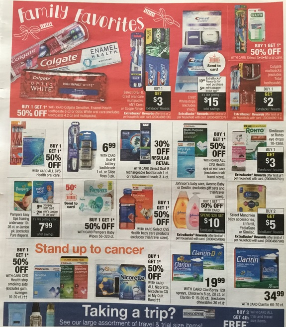 coupon at cvs
