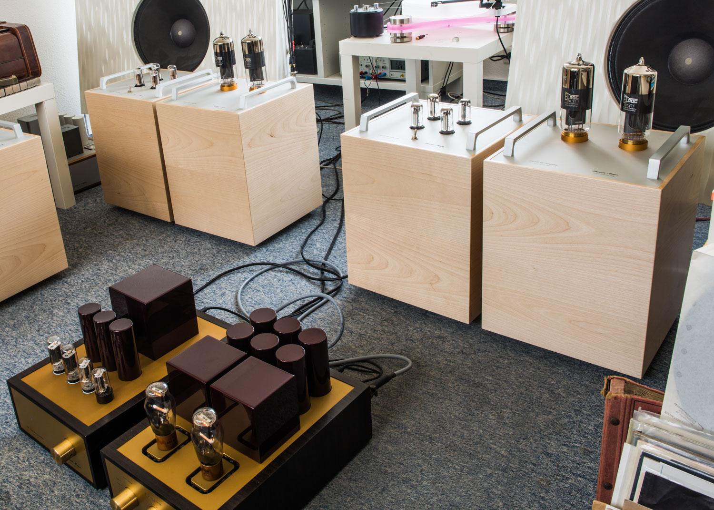 VinylSavor: More 211 amplifiers