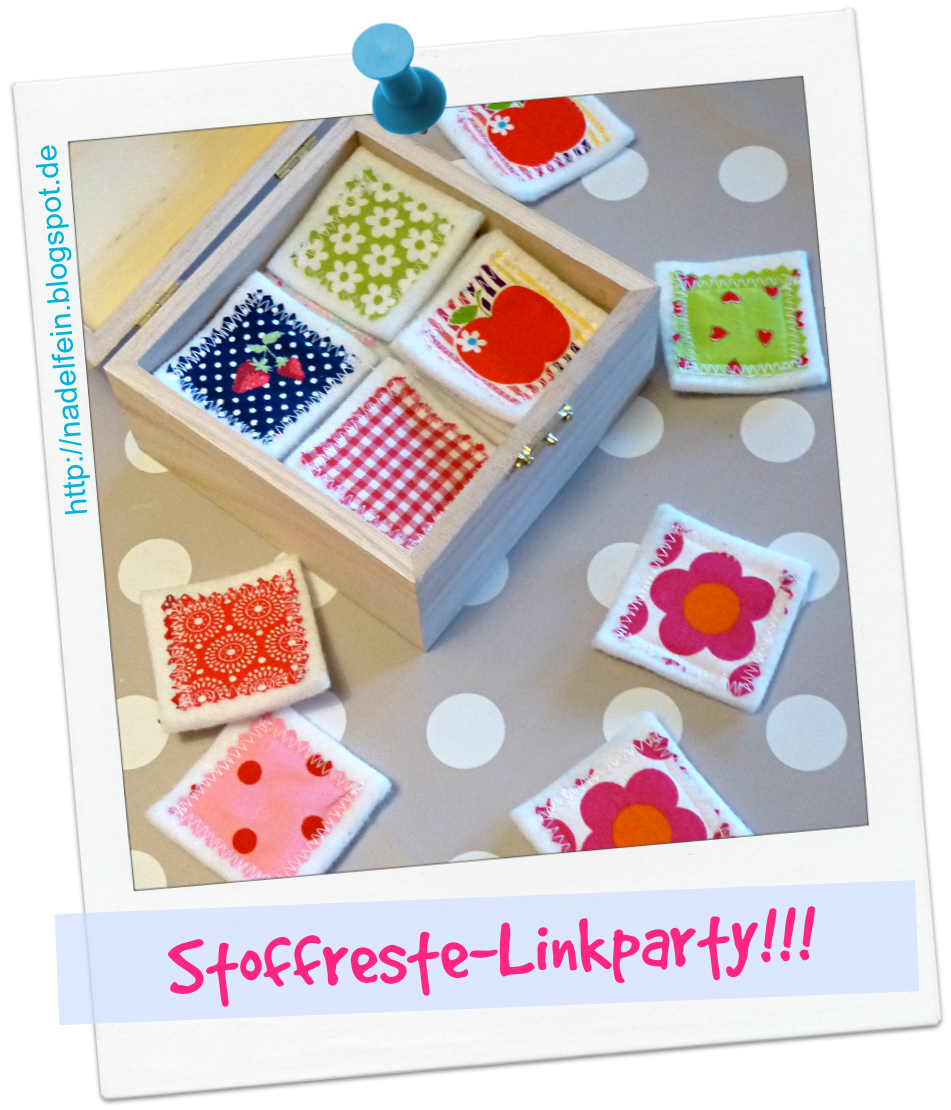 Linkparty Stoffreste
