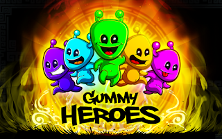 Gummy Heroes v1.0.3 Mod