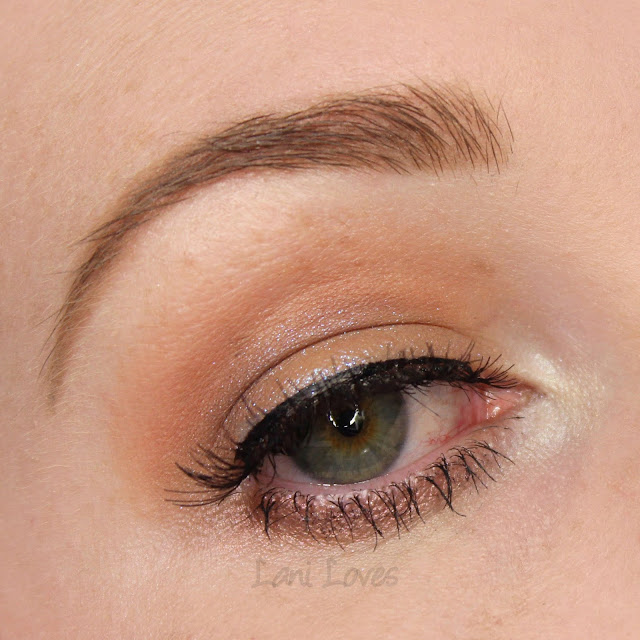 Kiss My Sass Eyeshadow - Ghostly Apparition, Late Night Lattes, Squirrel Swatches & Review