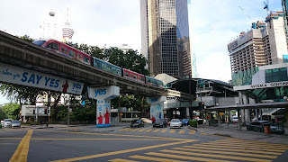 Jalan Sultan Ismail Kuala Lumpur