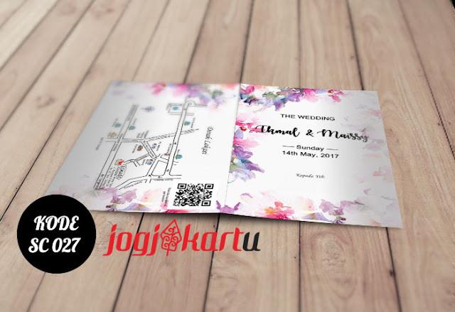 jual undangan pernikahan online