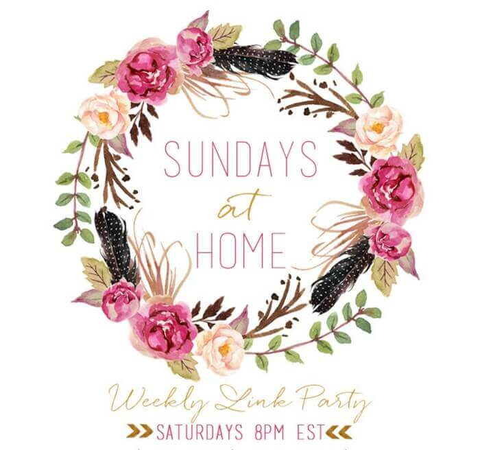 Sundays at Home Week 202 | Love of Home