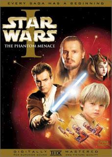 Star Wars: Episódio Um - A Ameaça Fantasma de tudodepopart.com