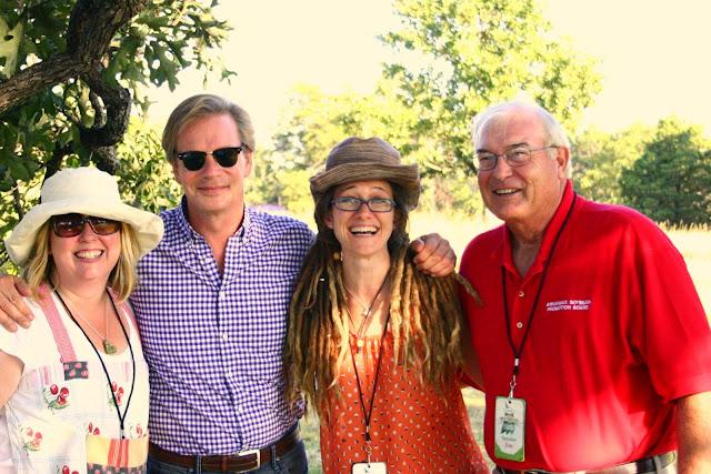 Once Upon A Farm, Bean2Blog, Jim Carroll, P. Allen Smith, Moss Mountain Farm, Farm Stories