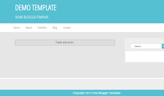 template blog seo friendly responsive gratis