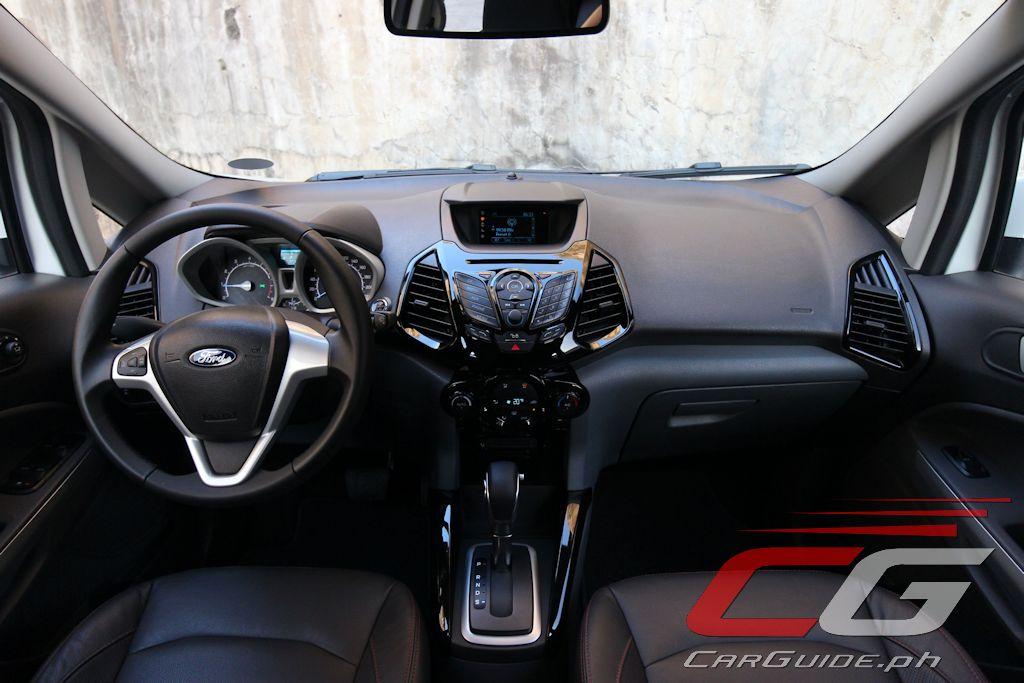 Review 2017 Ford EcoSport Titanium Vs SsangYong Tivoli Sport R