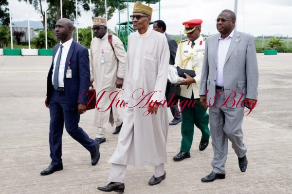 Buhari leaves Abuja Saturday for Poland