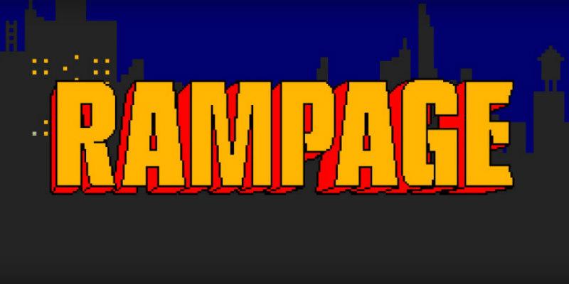 rampage 8-bit trailer