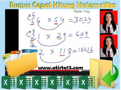 Unduh Rumus Cepat Hitung Matematika Untuk Guru Semua Jenjang