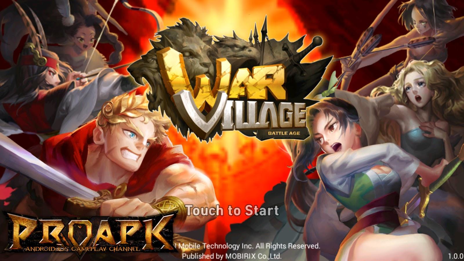 War Village