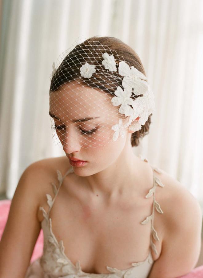 Gorgeous Wedding Veils Belle The Magazine