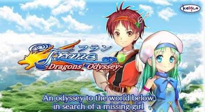 Kemco Akan Keluarkan Game Frane : Dragon Odyssey